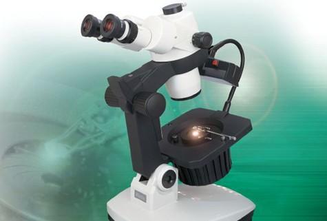 显微镜,具有高清晰和高分辨率的立体图像质量