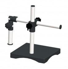 Special universal stand (with square base and focusing connector)