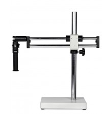 Ball bearing boom stand (with square base and focusing connector)