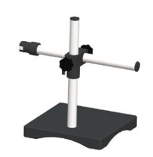 Industrial arm boom stand (with square base)